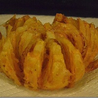 Blooming Onion & Beer Battered Onion Rings?? Two for the price of one!
